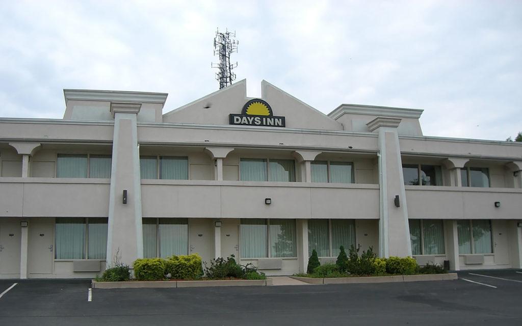Days Inn in Pennsylvania.