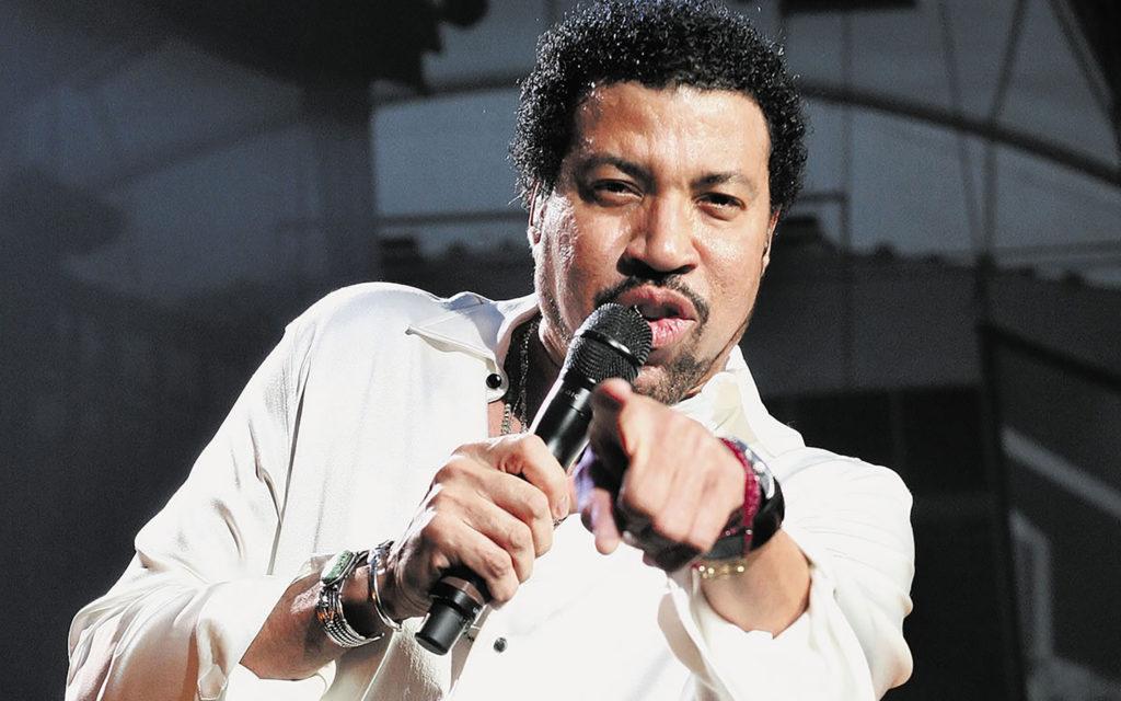Lionel Richie Konzert 2007