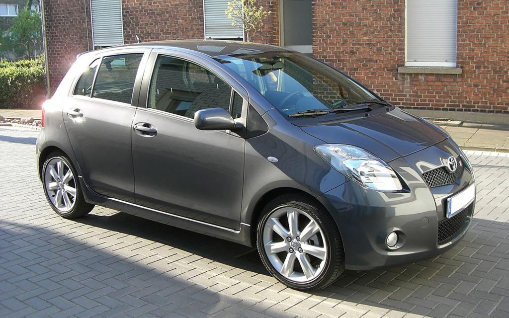 Toyota Yaris TS 2007