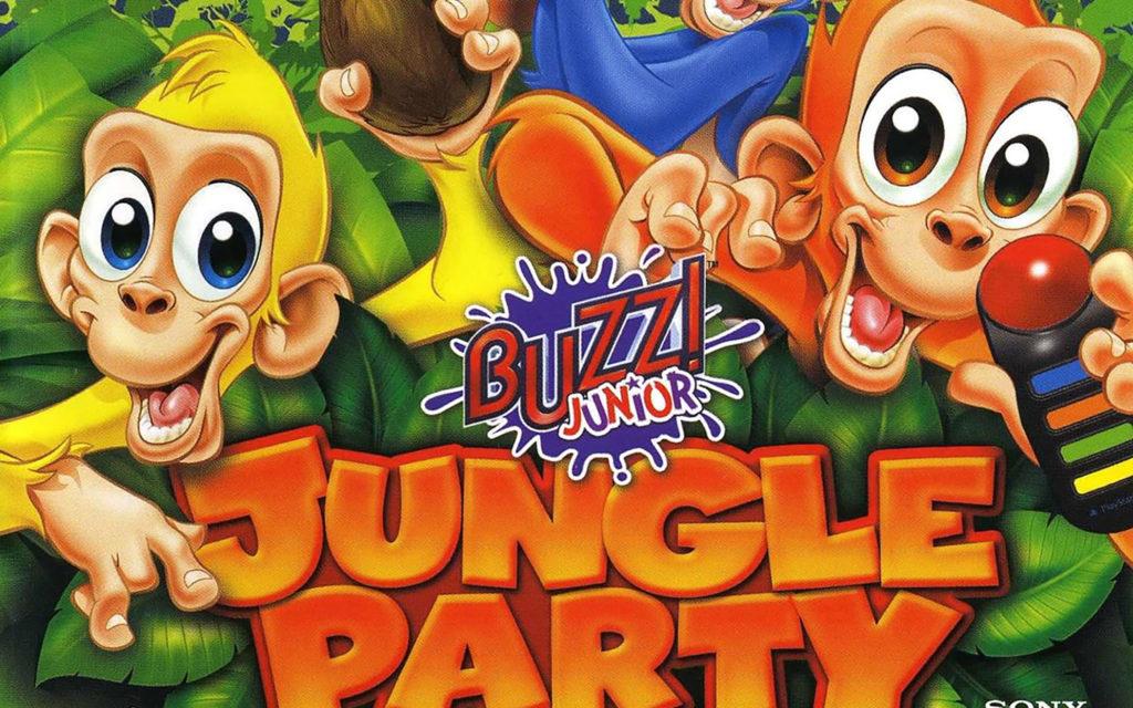 PS2 Spieleabend Buzz Junior