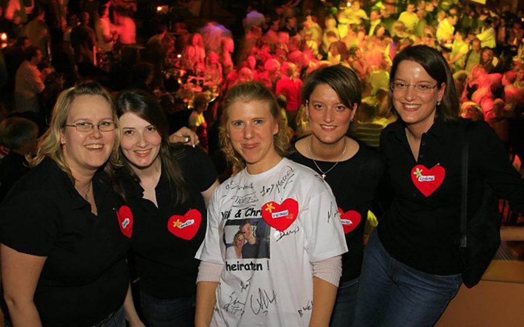 Viki Junggesellinnenabschied 2007