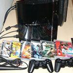 Mein aktuelles PS3-Sortiment