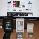 iPhone 3G, iPod classic und iPod nano