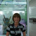 Gamescom 2009 - Nadine