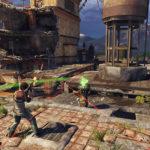 Uncharted 2 Multiplayer Screenshot