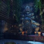 Uncharted 2 Multiplayer Temple