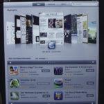 Der App Store auf dem iPad.