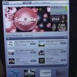Der iTunes Store auf dem iPad.