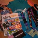 Goodies von der Gamescom 2010.
