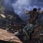 Uncharted 2 Screenshot