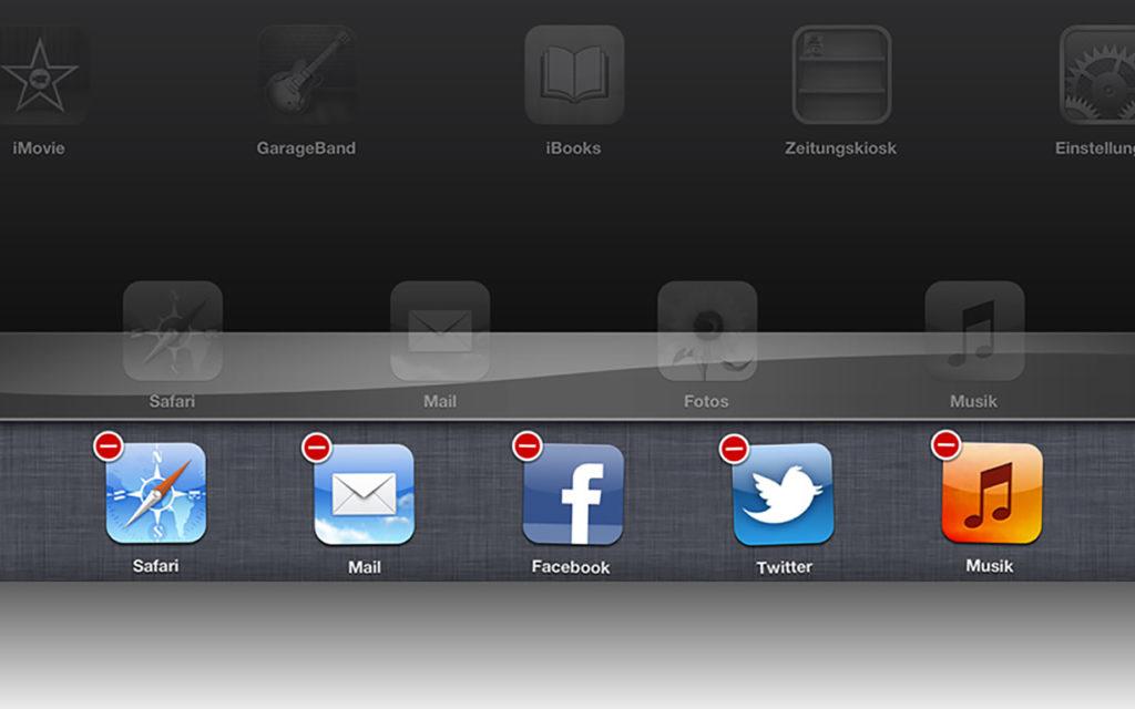 Multitasking in iOS - Apps beenden