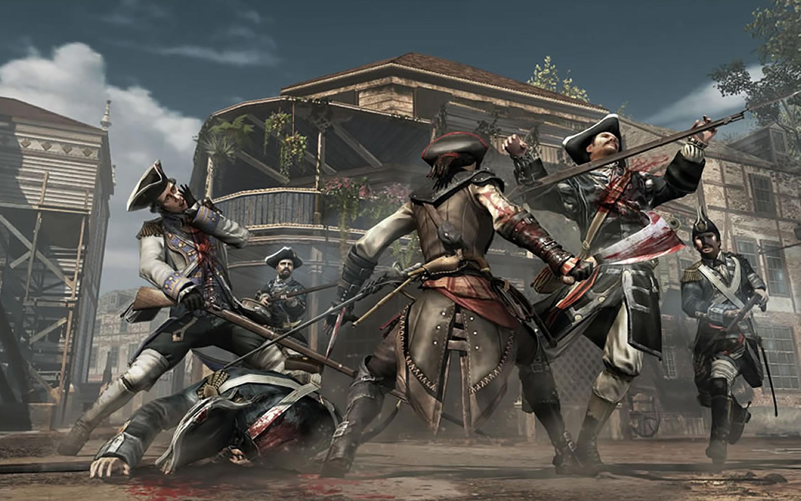 Assassin's Creed 3: Liberation / Ubisoft