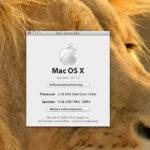 Herzlichen Glückwunsch! Dein Mac mini freut sich über 4GB RAM.