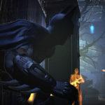 Im Detektiv-Modus hat Batman alles im Blick.