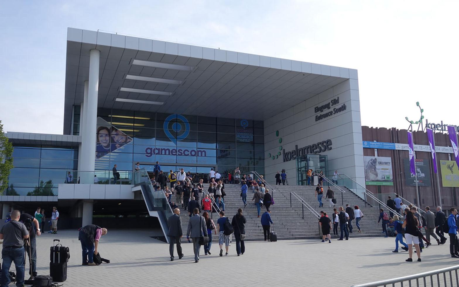 Gamescom, Kölnmesse, 13. bis 17. August 2014
