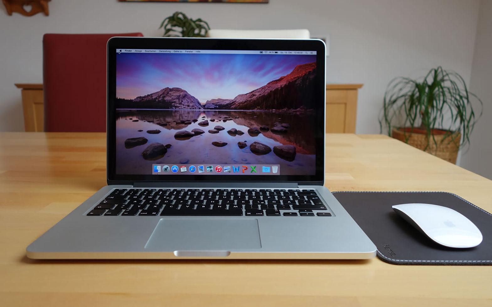 "MacBook Pro 13"" Retina (Mitte 2014)"