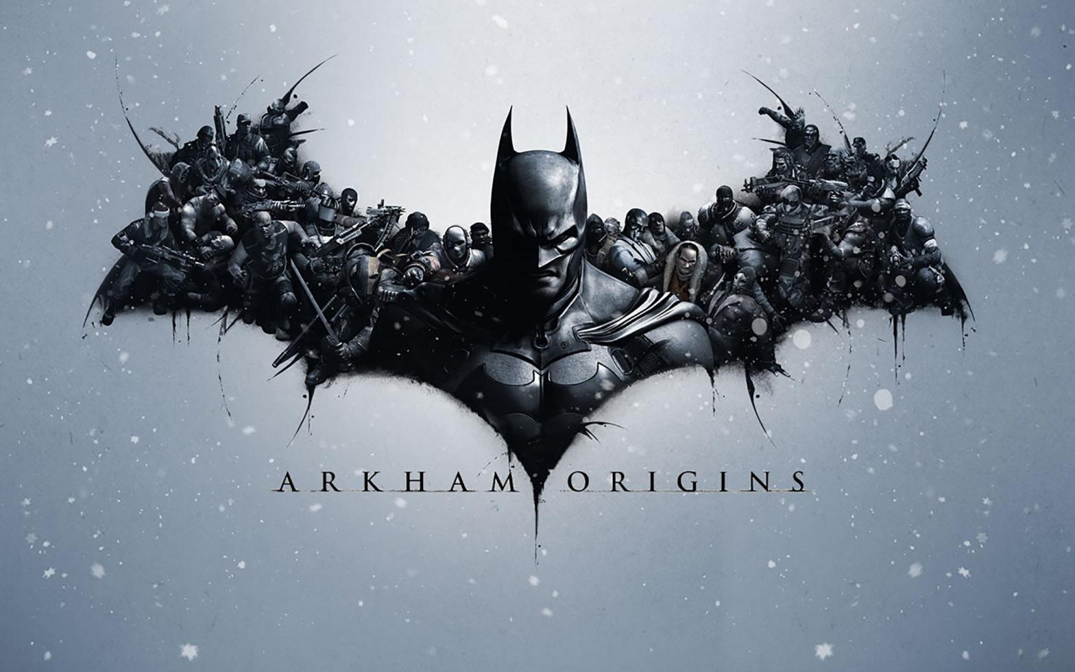 Batman: Arkham Origins Teaser