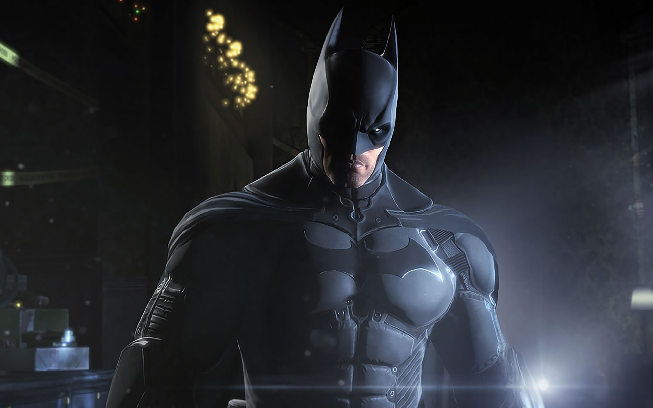 Bruce Wayne alias Batman.