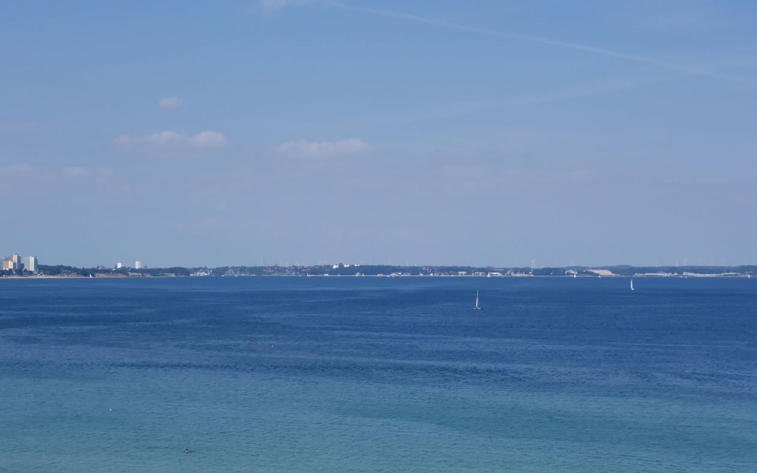 Scharbeutz an der Ostsee