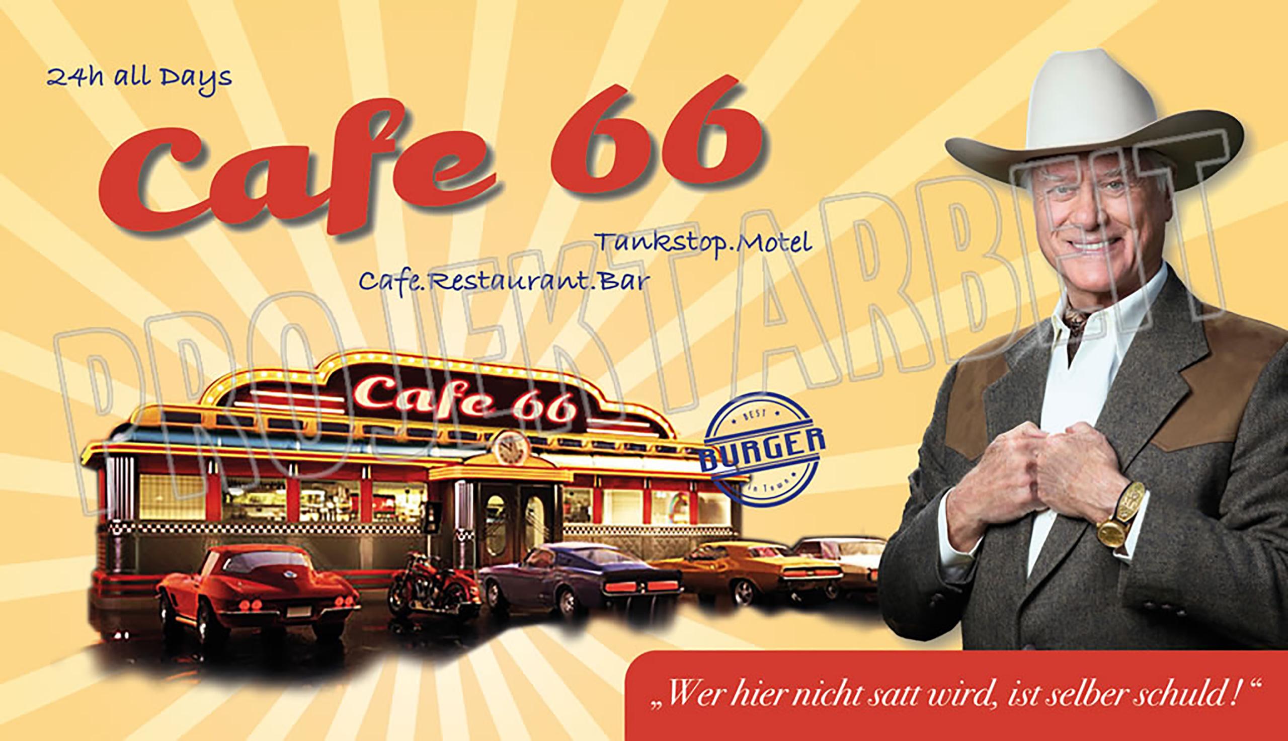 Projektarbeit Café 66 – PDF