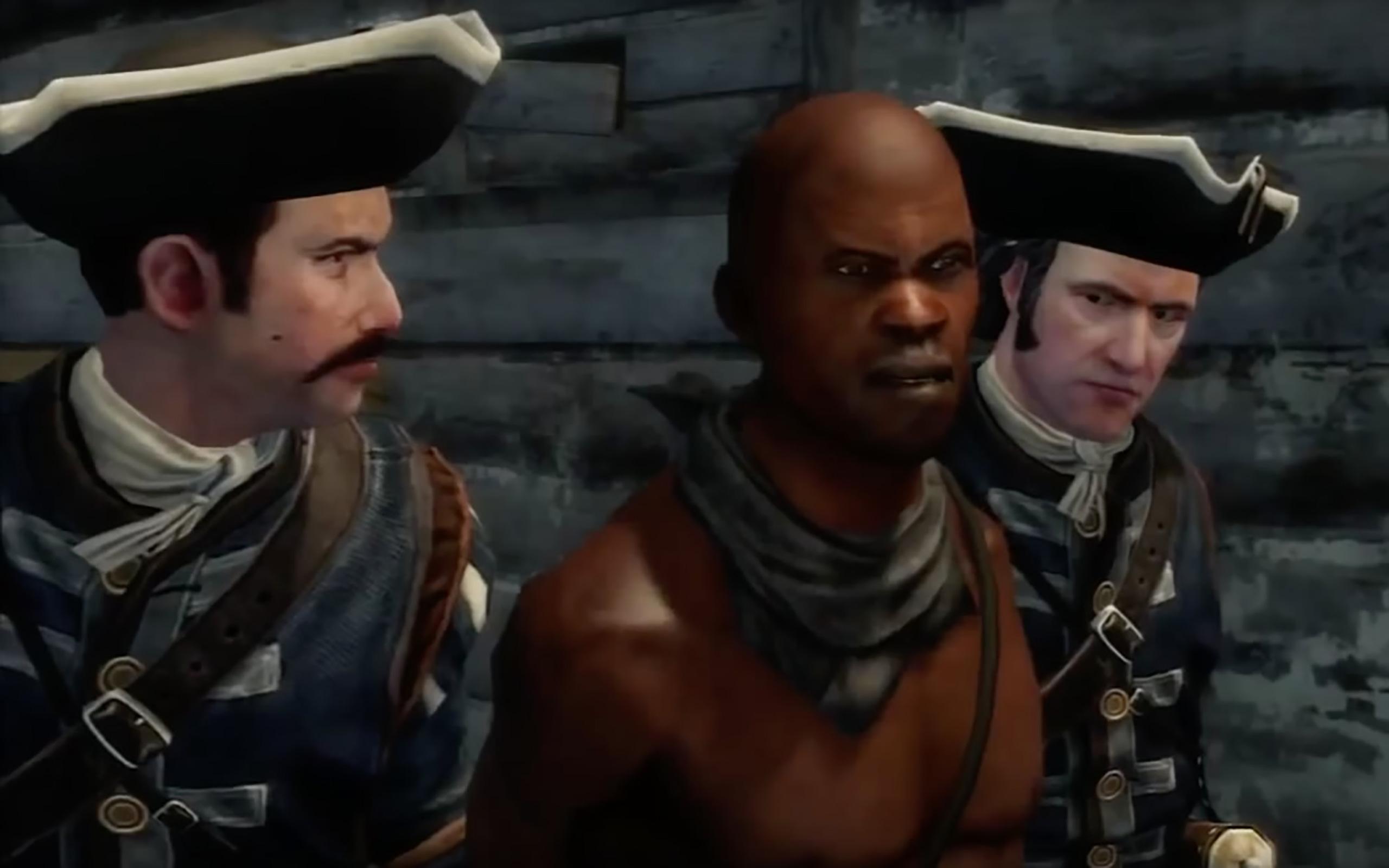 Assassin's Creed 3 Liberation