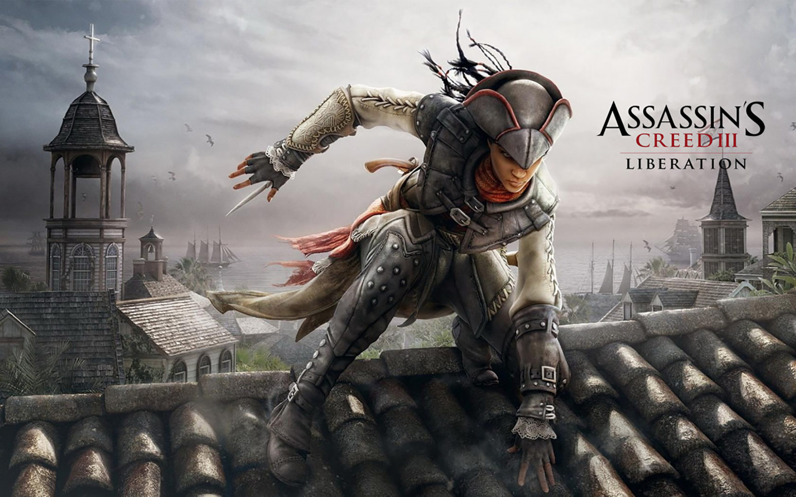 Assassin's Creed 3 Liberation Teaser
