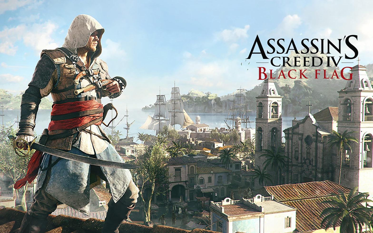 Assassin's Creed 4 Black Flag Teaser