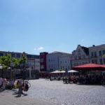 Der Alte Markt.