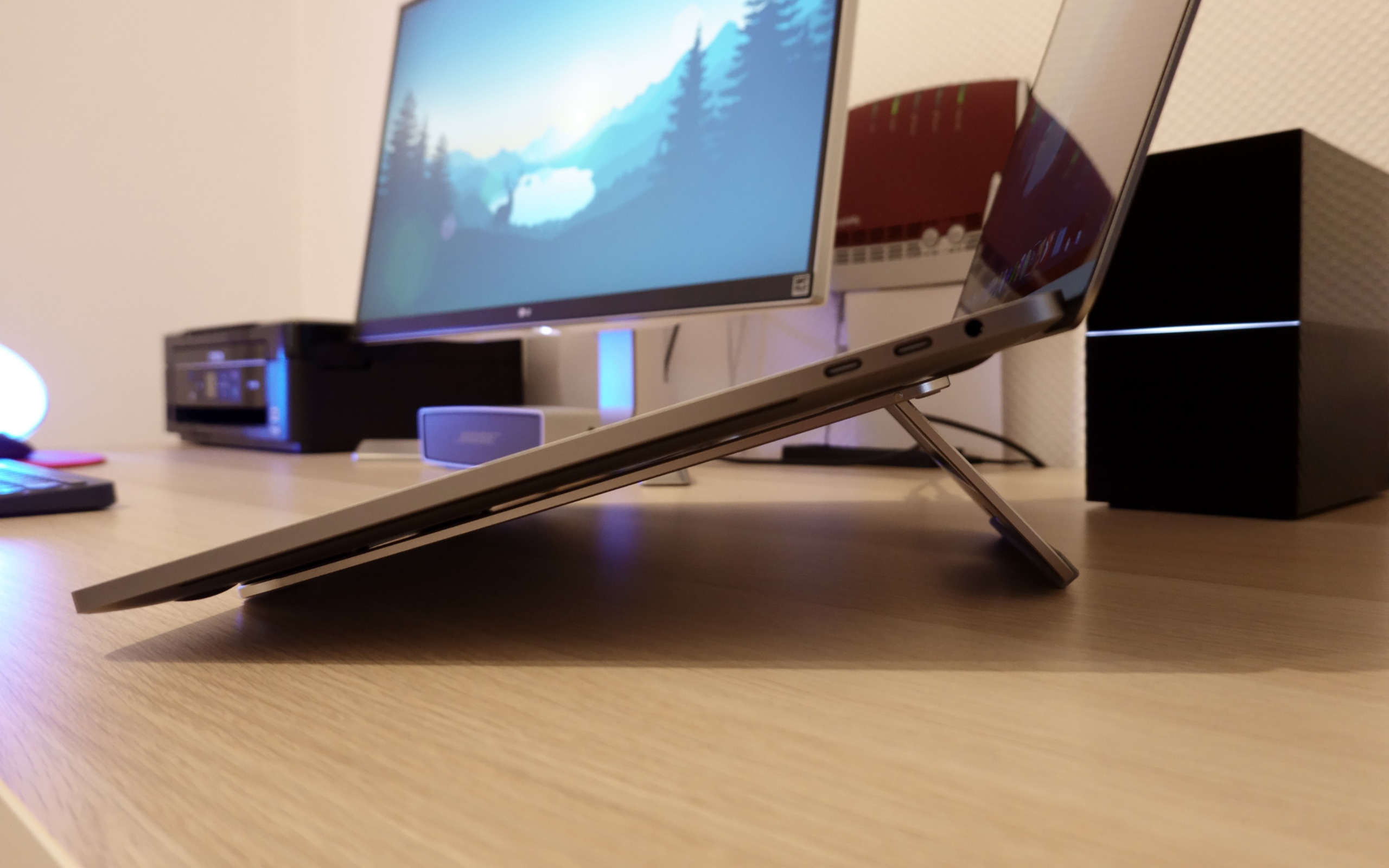 Satechi Laptop Stand.