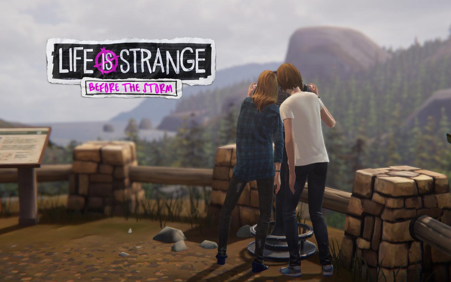 Life is Strange: Before the Storm Teaser
