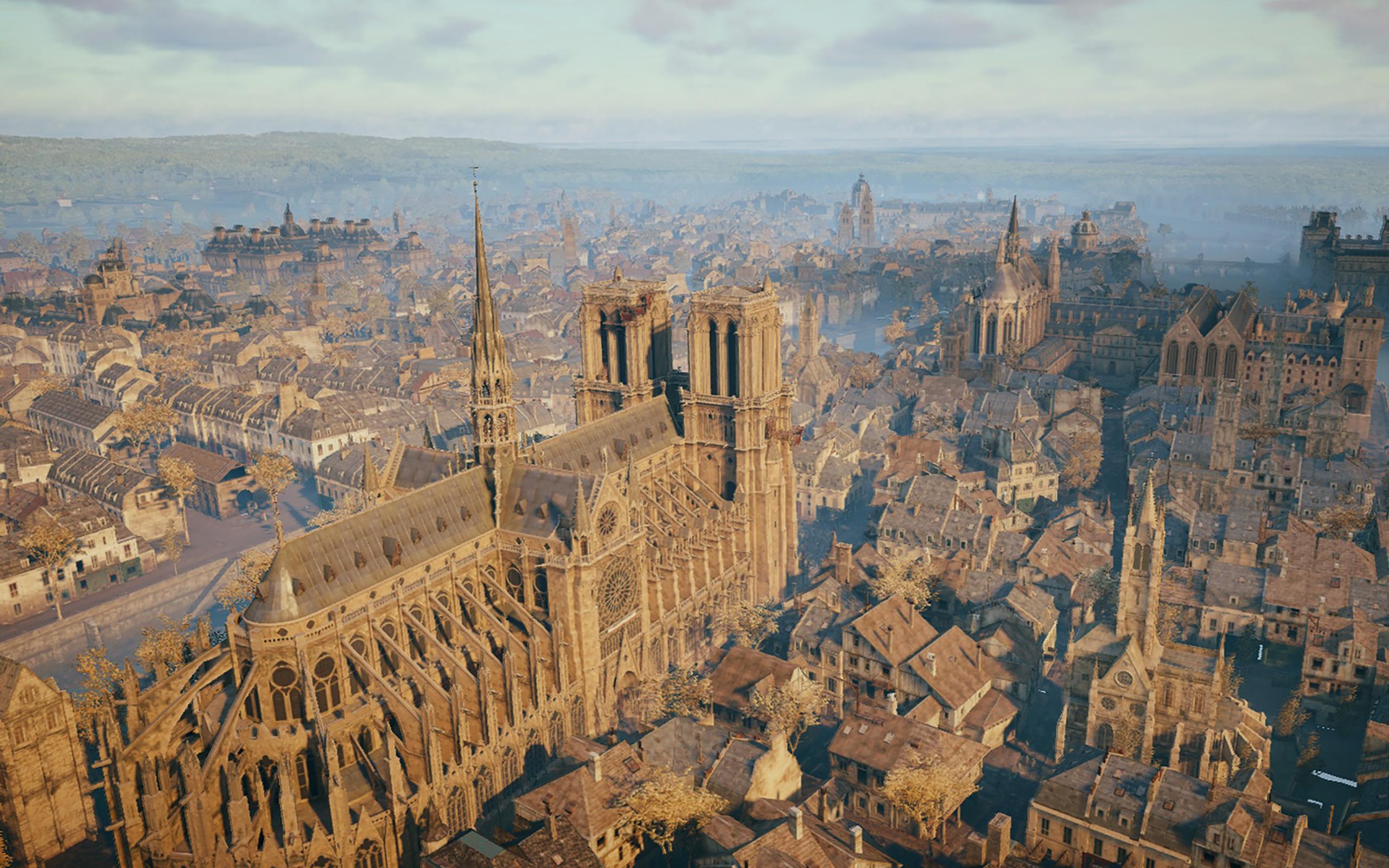 Assassin's Creed Unity: Paris