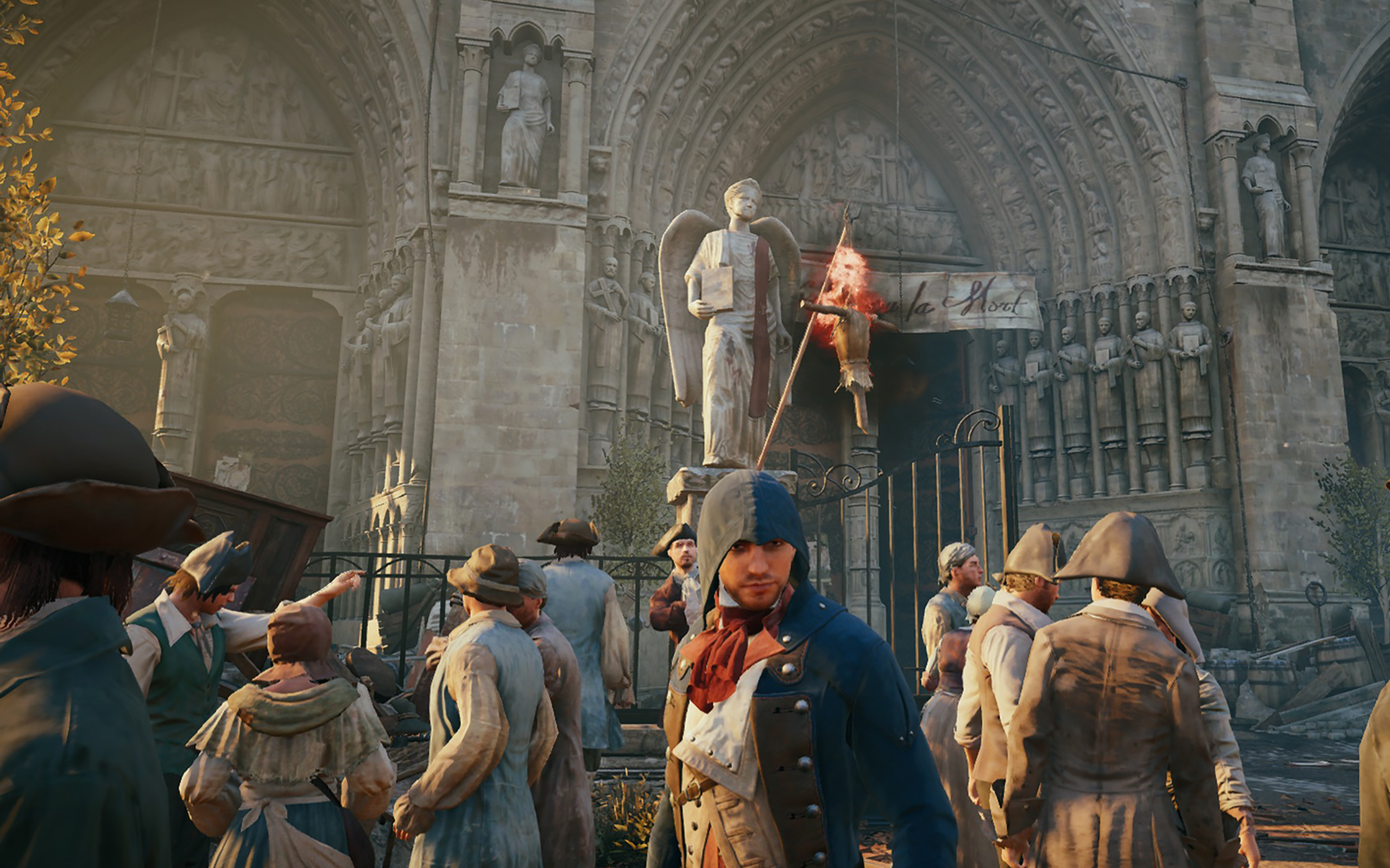 Assassin's Creed Unity: Die Revolution beginnt