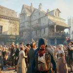 Assassin's Creed Unity: Lebendiges Treiben in Paris