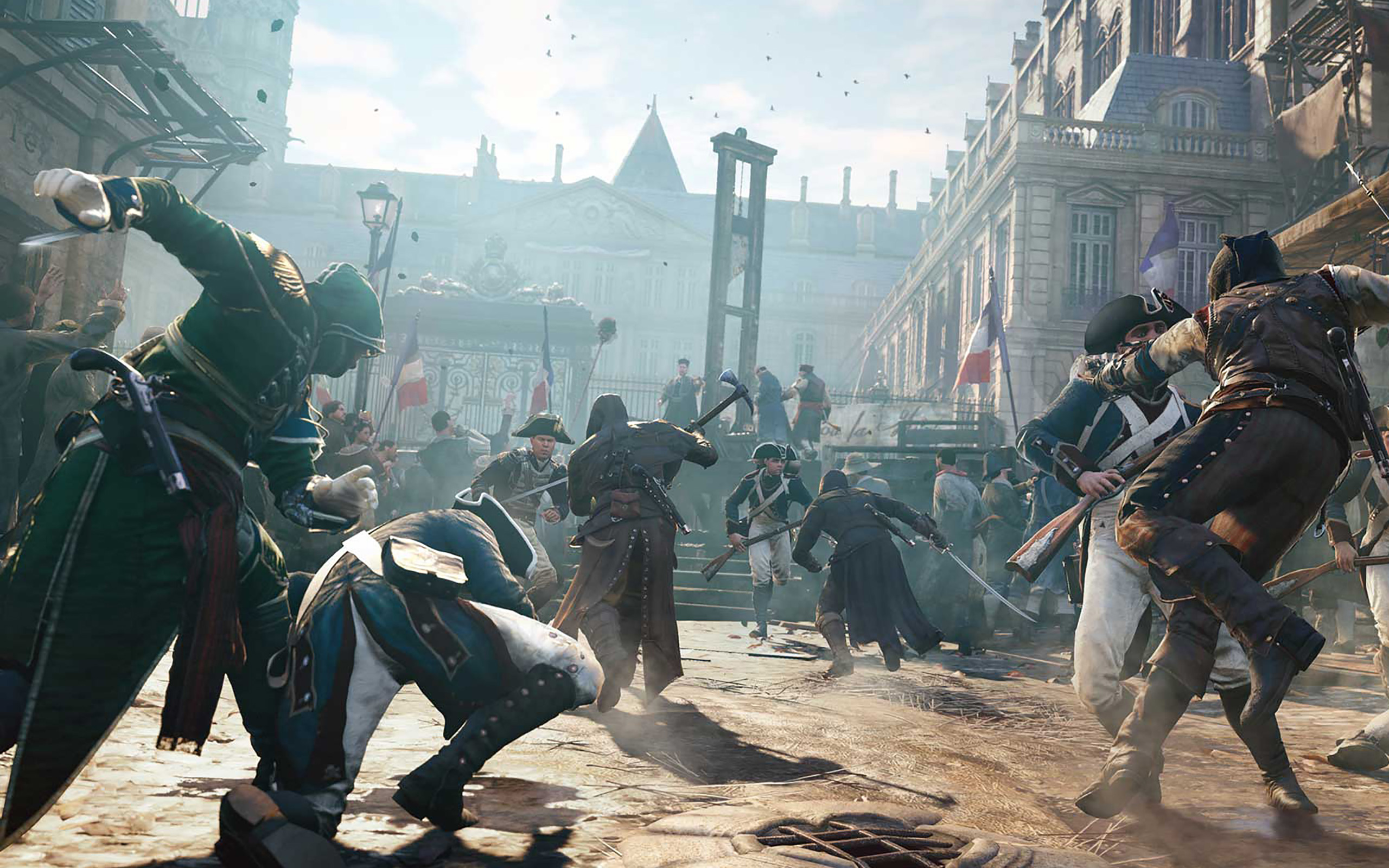 Assassin's Creed Unity: Aufstand