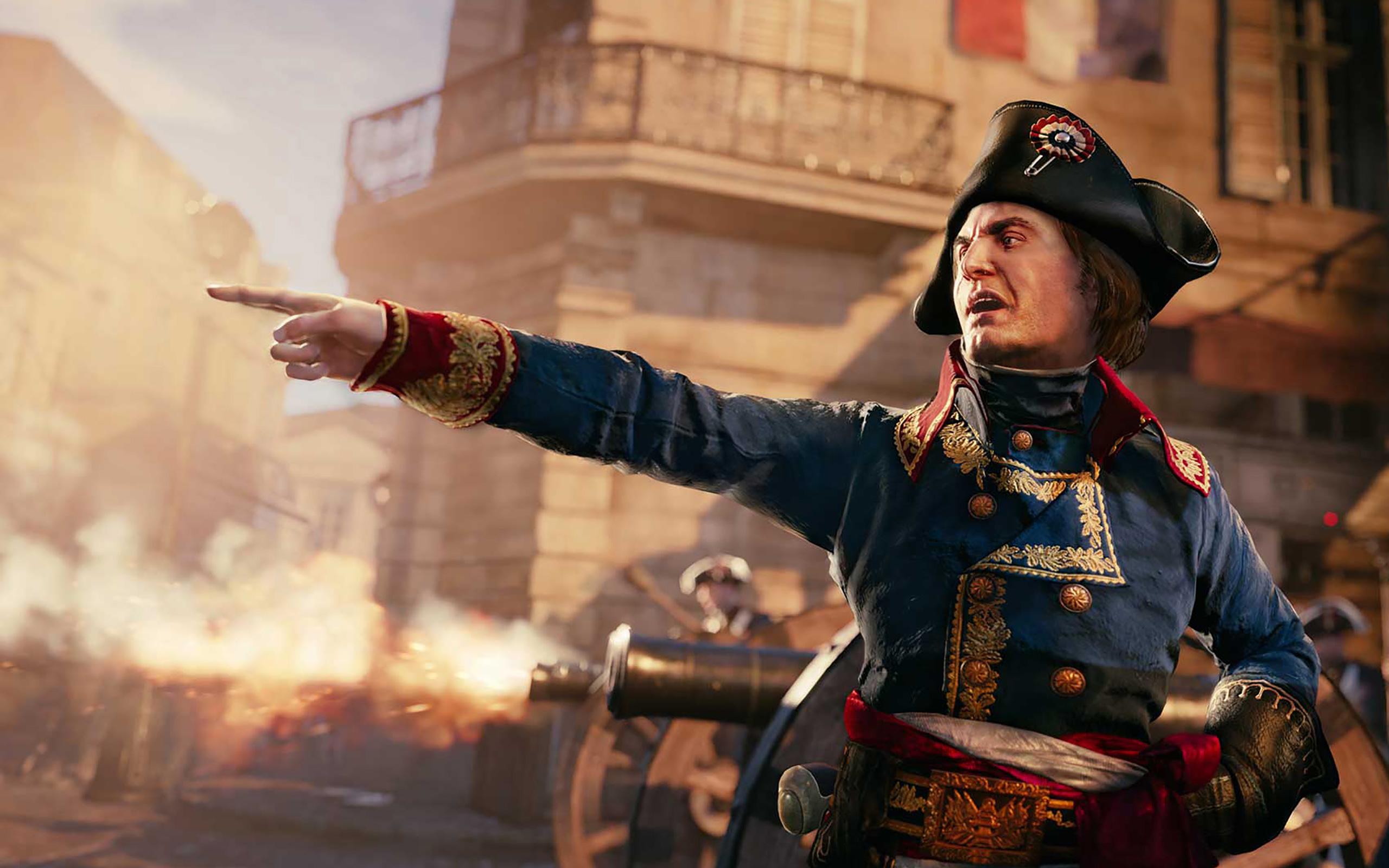 Assassin's Creed Unity: Napoleon Bonaparte