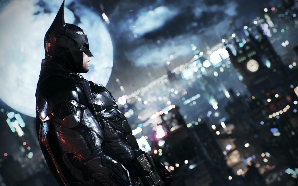Ich bin die Rache. Ich bin die Nacht. Ich bin Batman.