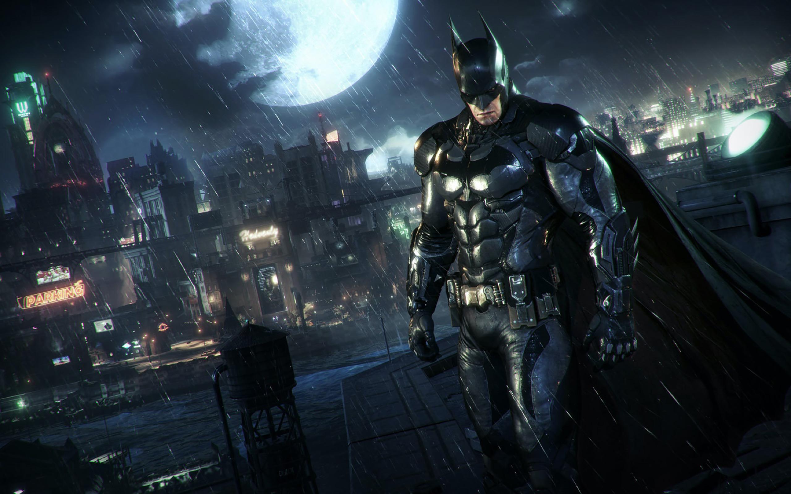 Wird Batman den Kampf gegen Scarecrow und den Arkham Knight gewinnen?