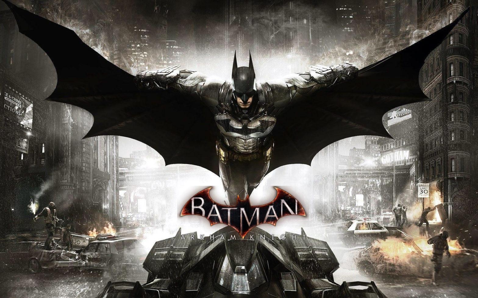 Batman - Arkham Knight Teaser