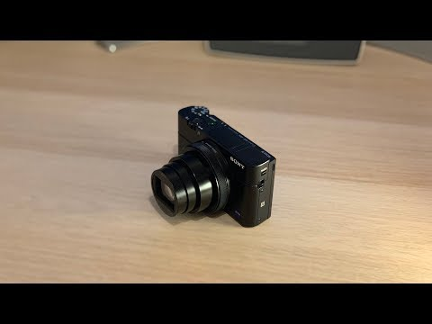 Video-Test Sony RX100 VI 4k