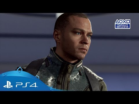 Detroit: Become Human | E3 2017 Character Trailer | PS4