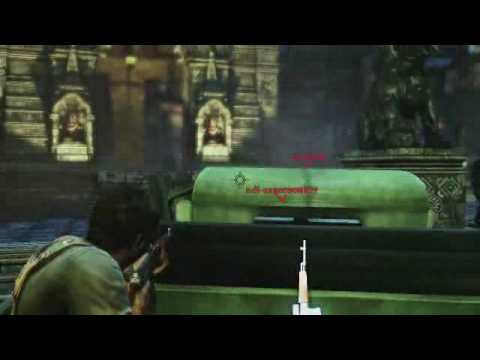Uncharted 2 Multiplayer Trailer Exclusive