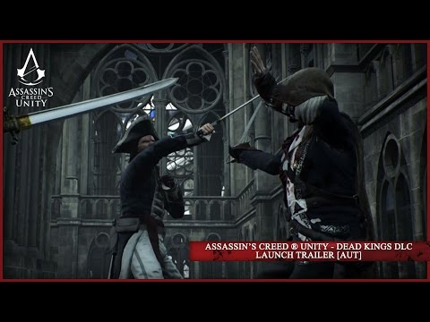 Assassin's Creed ® Unity - Dead Kings DLC Launch Trailer [AUT]