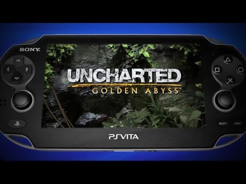 Uncharted: Golden Abyss™ PS Vita Trailer