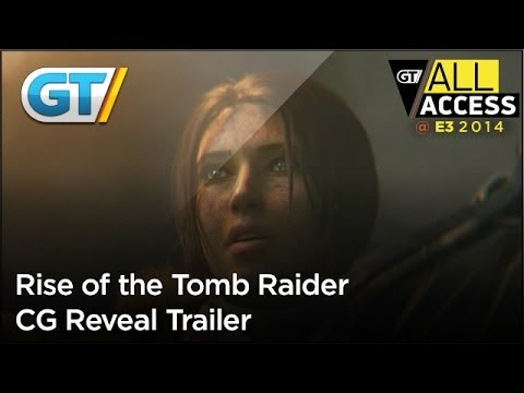 Rise of the Tomb Raider - E3 2014