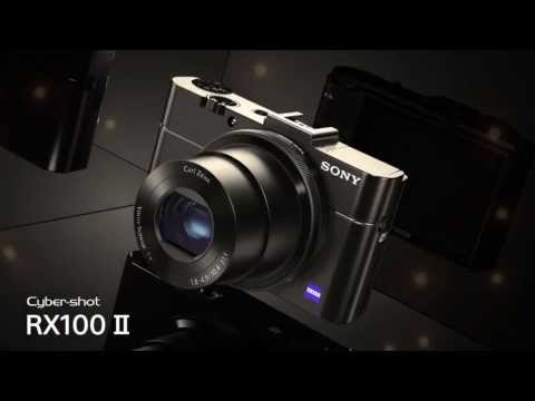 RX100 II official release