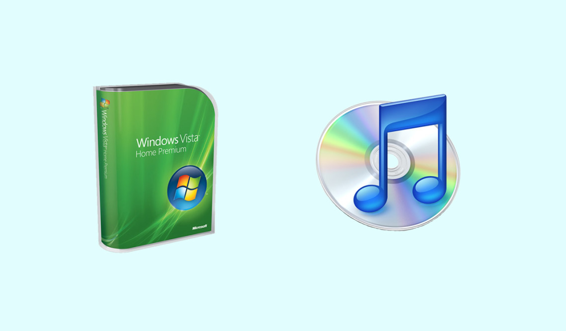 Windows Vista und Apple iTunes