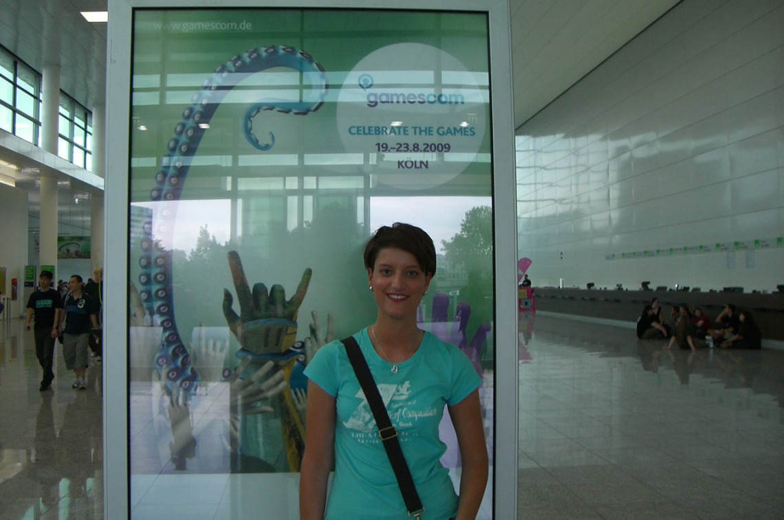 Gamescom 2009 - Denise