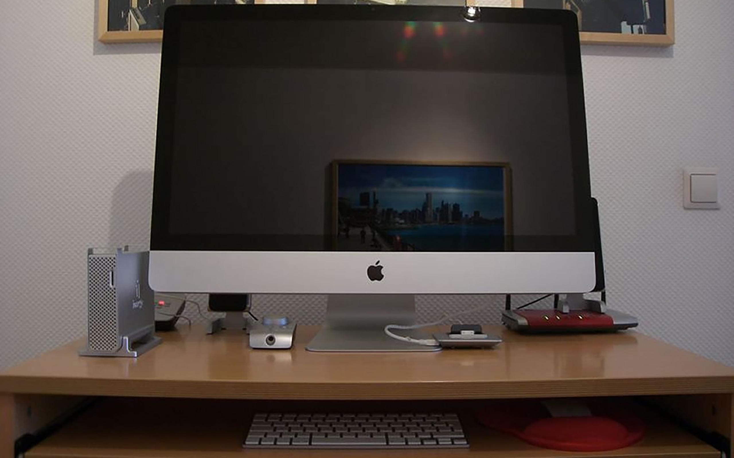 iMac im Detail