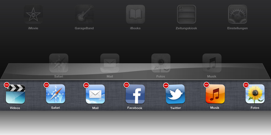 Multitasking in iOS - Apps beenden