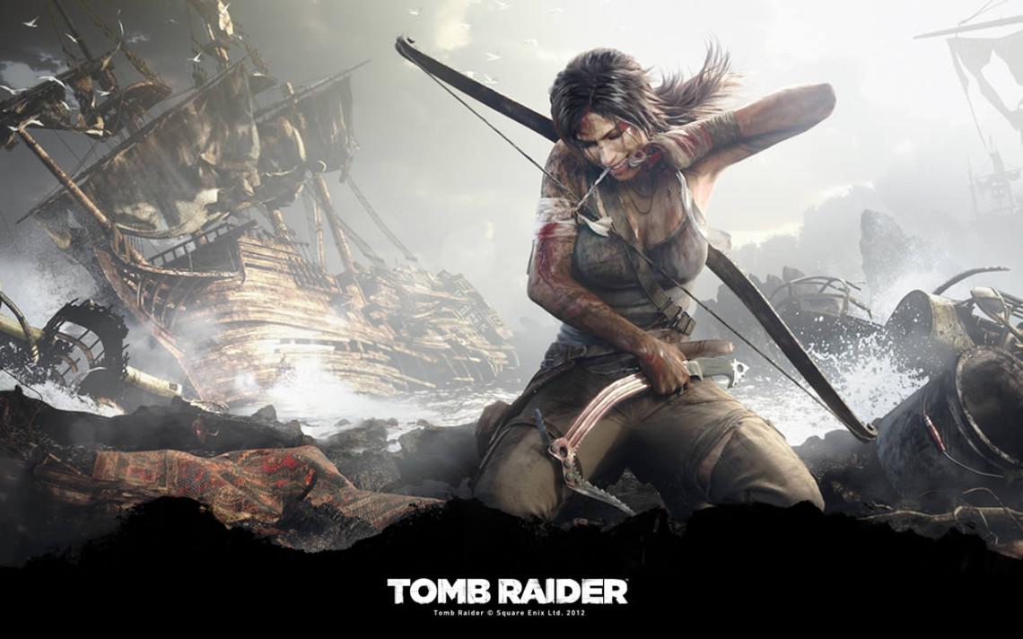Tomb Raider / Gamescom 2012